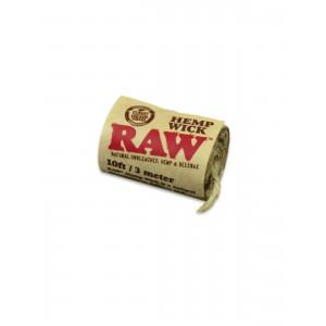 RAW Hemp Wick 300 cm