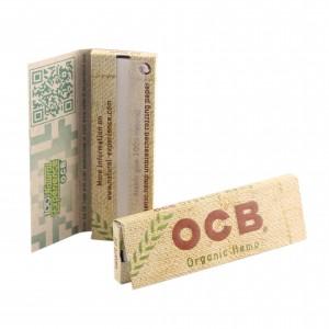 OCB Organic Hemp Papers kurz, Heftchen einzeln