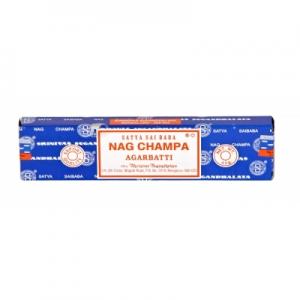 Goloka Räucherstäbchen Nag Champa Blau 12er