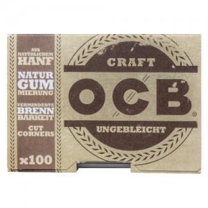 OCB Craft ungebleicht 25er Box