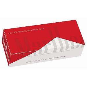 Marlboro Rot Zigarettenhülsen King Size 200 Stück