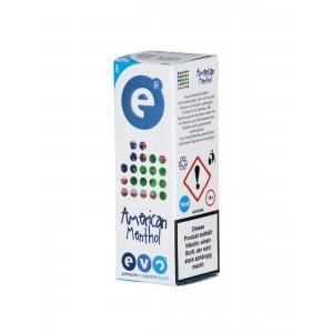 eVo American Menthol 10 ml (3 mg Nikotin)