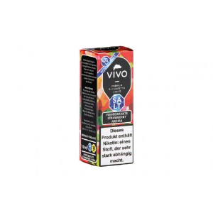VIVO Salt Pomegranate Strawberry 18 mg