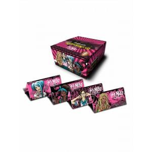 'Snail' 'Pinky' Pink Papers KS Slim UltraThin Tips, Heftchen einzeln