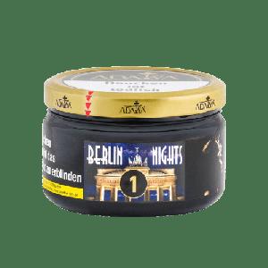 Adalya Shishatabak Berlin Nights 1 200 g Packung