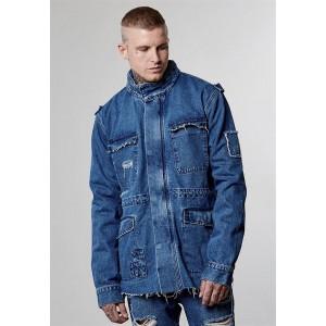 ALLDD Army Denim Jacket