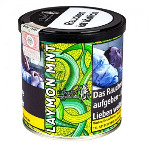 Argileh Laymon Mint Shisha Tabak 200g Packung