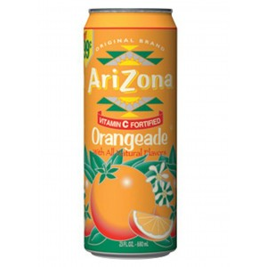 ARIZONA Orangeade (680 ml)