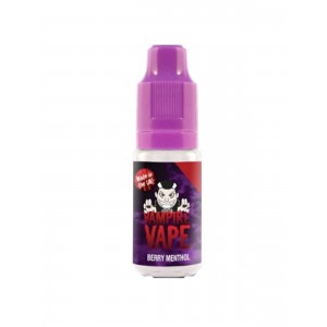 Vampire Vape Liquid Berry Menthol