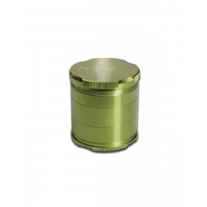 Black Leaf Alu 'New Edge' Grinder Ø 50 mm, 5-teilig grün