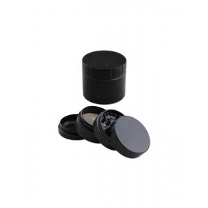 Black Leaf Grinder Startrails schwarz 4-tlg.