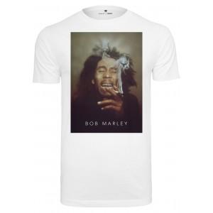 MISTER TEE Bob Smoke (weiß) T-Shirt
