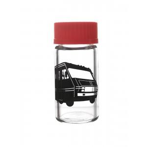 Glasbehälter mit Schraubverschluss Camper