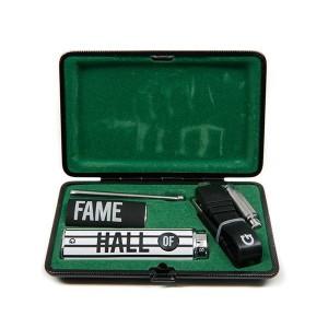 Hall of Fame MicroG schwarz-weiss gestreift (Grenco)