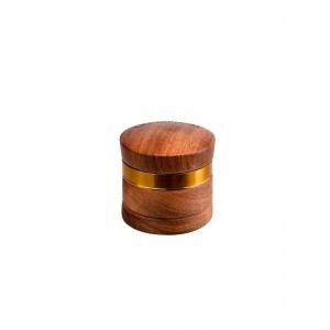 Champ High Wooden Grinder 4-tlg. Rosenholz 60 mm