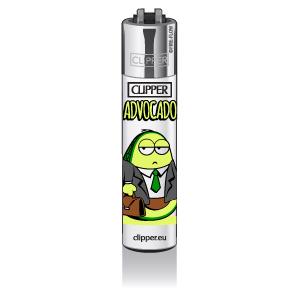 CLIPPER Feuerzeug Avocados - Advocado