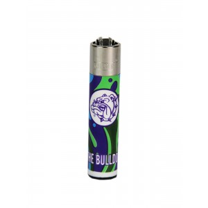 CLIPPER Feuerzeug Bulldog Liquid Colors #4