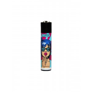 CLIPPER Feuerzeug Girlz - Explicit