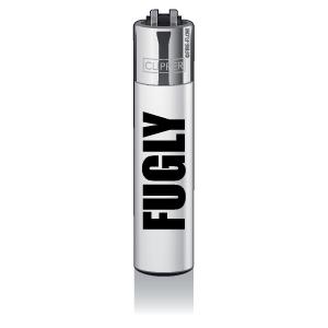 CLIPPER Feuerzeug Impact #14 - Fugly