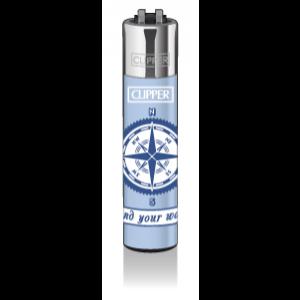 CLIPPER Feuerzeug MARITIM (compass)
