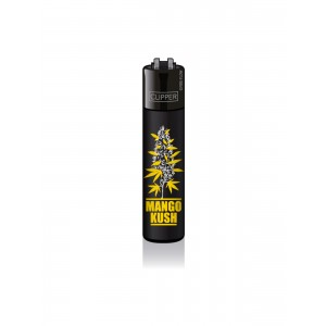 CLIPPER Feuerzeug Plantz #3 - Mango Kush