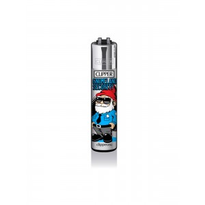 CLIPPER Feuerzeug Zwerge Gnomeland Security