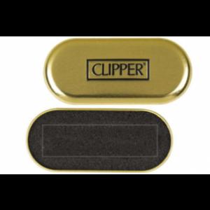 CLIPPER original Metallbox (gold)