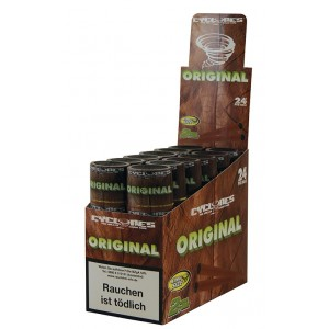 Cyclones Hemp Blunt Original, 24er Box