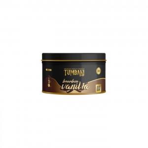 Tumbaki Bourbon Vanil1a Shisha Tabak 200g Packung