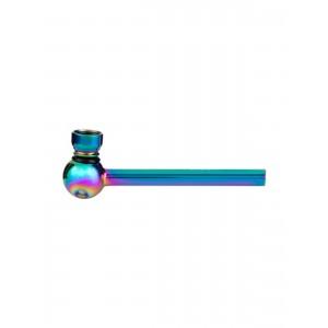 Dreamliner Glaspfeife Regenbogen 12 cm