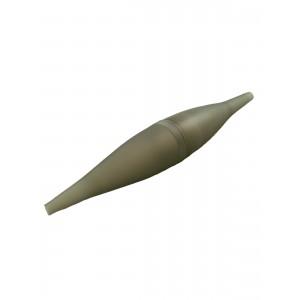 Eis Mundstück Ice Bazooka 32 cm schwarz (Aladin)