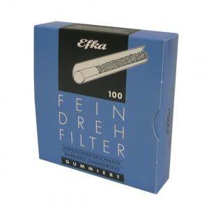 Efka Feindrehfilter Blau 100 Stück