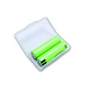 Akkubox für 2x Sony, 2100mAh, Li-Ion Akku-Zelle