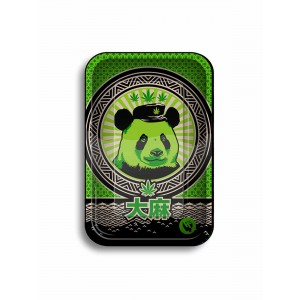 Clipper Rolling Tray Small Panda 420 Animals