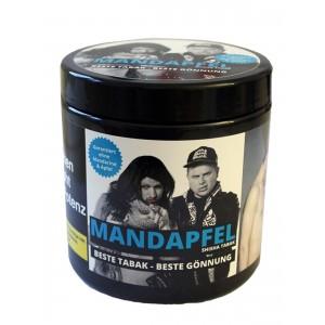 Frankfurter Klasse Tabak Mandapfel 200 g  Dose