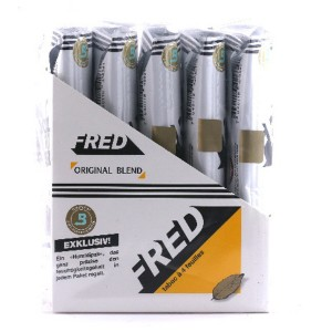 FRED Original Blend 5 x 35 g Zigarettentabak
