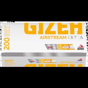 Gizeh Airstream EXTRA, 200 Filterhülsen