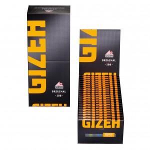 Gizeh Black Original Papers mit Magnet 20er Box