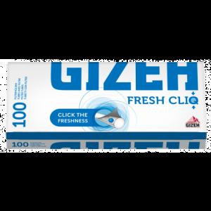 Gizeh Fresh Cliq, 100 Filterhülsen