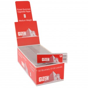 Gizeh Red Papers, 50er Box