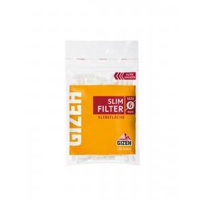 GIZEH Slim Filter 6 x 15 mm 120er Pack