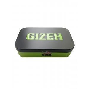 Gizeh Box mit Papers und Filter, grün-schwarz