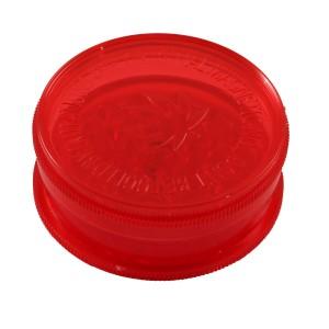 BUDDIES Plastik Grinder Ø 60 mm, rot