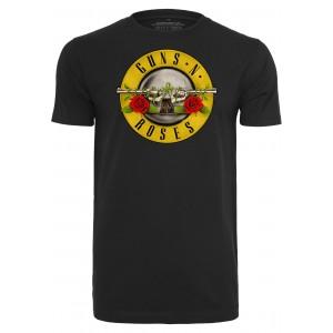 MISTER TEE Guns n' Roses Logo (schwarz) T-Shirt