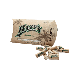 Hazy's Coconut & Meerschaum Filter 8 mm 50er Packung