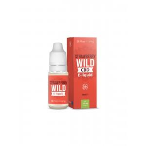 Harmony CBD Liquid - Strawberry Wild 10 ml