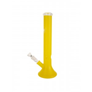 Heisenberg Conestone Gelb Neon Glasbong 41 cm