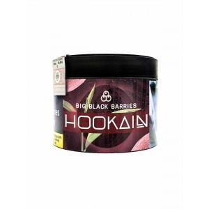 Hookain Shisha Tabak Big Black Barries 200 g Dose