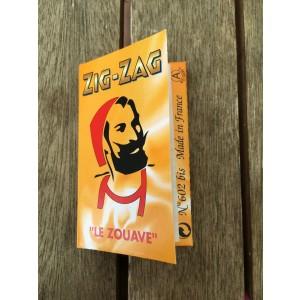 ZIG-ZAG N. 602 Zigarettenpapier Double Window, einzeln