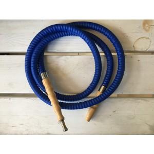 Standard Shisha-Schlauch 150 cm, blau